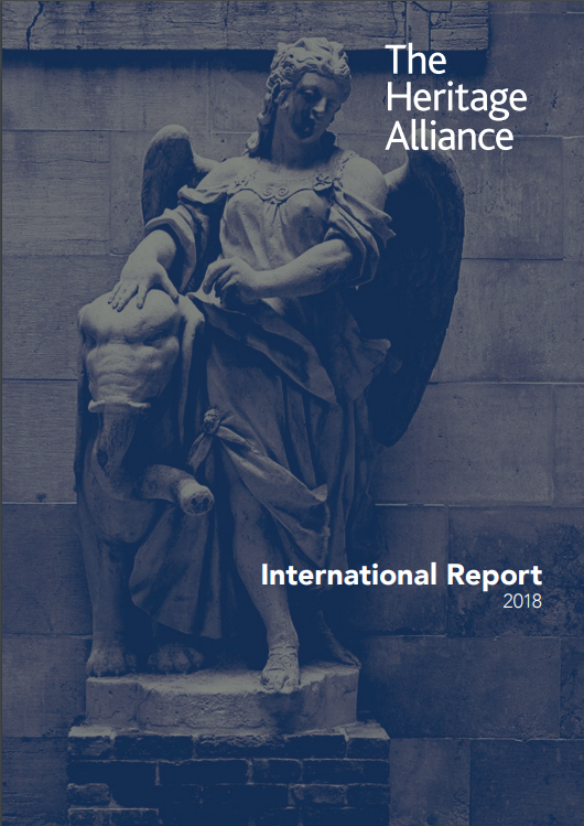 International Report Cover